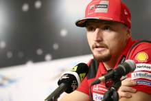 Jack Miller - 'We can be very fortunate' of the work Dovizioso did