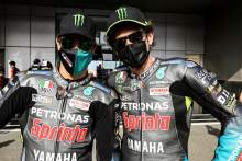 Valentino Rossi, Franco Morbidelli, MotoGP, Qartar MotoGP 2021年3月25日