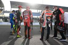 'Yamahas strong, Ducatis will lead, cross fingers for last 5 laps…'