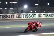 Francesco Bagnaia Qatar MotoGP. 26 March 2021