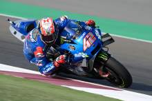 'I studied quite well the points' from the first race - Alex Rins