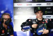 Maverick Vinales Qatar MotoGP, 27 March 2021