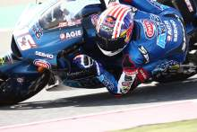 Joe Roberts, Moto2, Qatar MotoGP, 27 March 2021