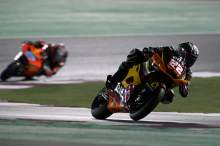 Sam Lowes, Moto2 race, Qatar MotoGP 28 March 2021