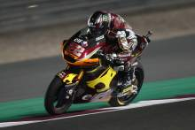 Sam Lowes, Moto2, Doha MotoGP, 2 April 2021