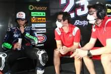 Enea Bastianini , Doha MotoGP, 3 April 2021