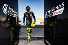 Rossi: Hard work ahead, electronic improvement in Qatar