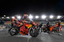 'Scary' front tyre choice pays off for Brad Binder