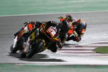 Sam Lowes, Moto2 race, Doha MotoGP, 4 April 2021