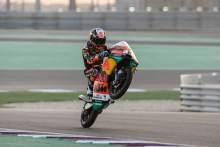 Pedro Acosta, Moto3 race, Doha MotoGP, 4 April 2021