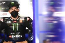 Maverick Vinales Portuguese MotoGP, 16 April 2021