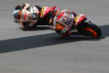 Pol Espargaro Marc Marquez Portuguese MotoGP, 16 April 2021