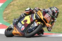 Portimao Moto2 Grand Prix, Portugal - Qualifying Results