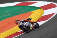 Moto3 Portimao: Migno powers to pole position in Portugal