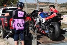 Tito Rabat to replace Jorge Martin at Spanish MotoGP