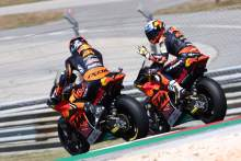 Portimao Moto2 Grand Prix, Portugal - Warm-up Results