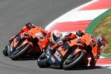 Danilo Petrucci, Portuguese MotoGP race, 18 April 2021