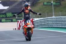 Raul Fernandez, Moto2 race, Portuguese MotoGP, 18 April 2021