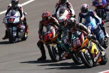 Sam Lowes Moto2 race, Portuguese MotoGP. 18 April 2021