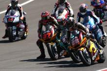 Sam Lowes Moto2 race, Portuguese MotoGP. 18 April 2021