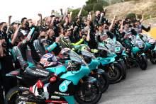 Valentino Rossi, Franco Morbidelli Spanish MotoGP, 29 April 2021