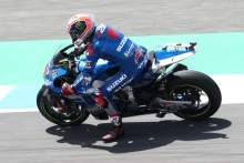 Alex Rins Spanish MotoGP, 30 April 2021