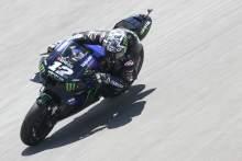 Maverick Vinales Spanish MotoGP, 30 April 2021