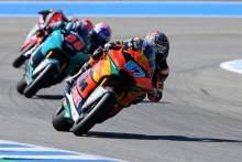 Remy Gardner, Moto2, Spanish MotoGP, 1 May 2021