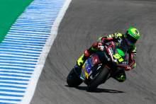 Eric Granado, MotoE, Spanish MotoGP, 1 May 2021