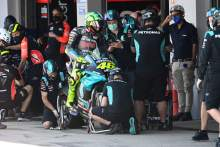 Valentino Rossi, MotoGP, Spanish MotoGP 1 May 2021