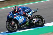 Alex Rins Spanish MotoGP, 1 May 2021