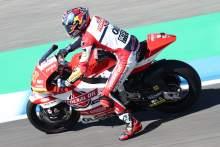 Fabio Di Giannantonio, Moto2, Spanish MotoGP, 1 May 2021