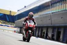'Six tenths' from maiden podium, 'when I came to the box I cried' - Nakagami