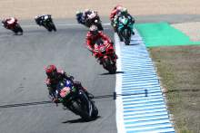 Fabio Quartararo, Spanish MotoGP race, 2 May 2021