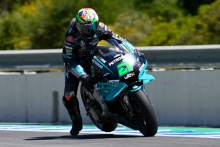 Franco Morbidelli, Spanish MotoGP race, 2 May 2021