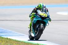 Valentino Rossi, Spanish MotoGP race, 2 May 2021