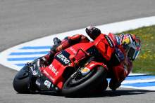 Jack Miller, Spanish MotoGP race, 2 May 2021