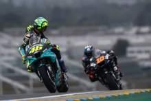Valentino Rossi Umumkan Motor MotoGP VR46 Pekan Peaan