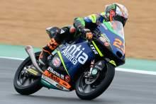 Niccolo Antonelli, Moto3, French MotoGP, 14 May 2021