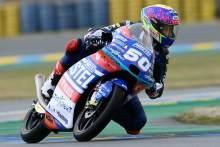 Jason Dupasquier,Moto3,法国MotoGP,5月15日2021年5月15日