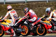 Marc Marquez , French MotoGP. 15 May 2021