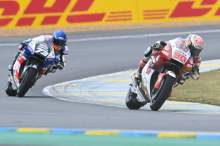 Nakagami knew it was 'going to be tough' to keep P3, Marquez best of season