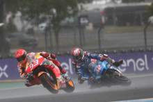 Marc Marquez, Alex Rins crashes, MotoGP Race, French MotoGP, 16 May 2021