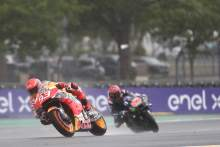 Marc Marquez MotoGP Race, French MotoGP, 16 May 2021