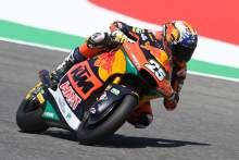 Raul Fernandez, Moto2, Italian MotoGP, 28 May 2021