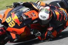 Brad Binder signs 3-year KTM MotoGP contract extension