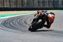 KTM's new chassis and fuel draws praise from Oliveira and Binder