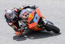 Remy Gardner, Moto2, Italian MotoGP, 29 May 2021