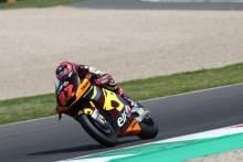 Augusto Fernandez, Moto2, Italian MotoGP, 29 May 2021