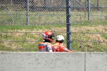 Marquez: Racing incident, but if someone at fault it's me